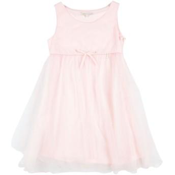 《セール開催中》PATRIZIA PEPE ガールズ 9-16 歳 ワンピース&ドレス ピンク 10 ポリエステル 100% / ポリウレタン