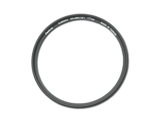 又敗家@台灣OMICON奧美肯52mm保護鏡DG-MRC多層膜鏡頭保護鏡(3.6mm極薄框,99.4%穿透率,德國SCHOTT肖特玻璃,附CF卡SD卡儲存盒)52mm濾鏡MC-UV保護鏡MC-UV濾鏡