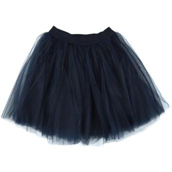 《セール開催中》MONNALISA ガールズ 9-16 歳 スカート ダークブルー 9 ポリエステル 100%