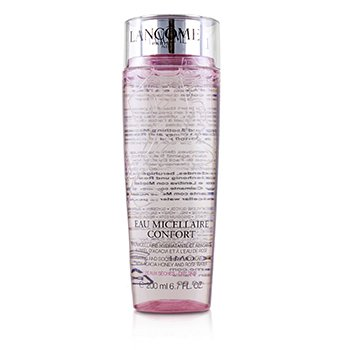 Lancome 蘭蔻 保濕卸妝水(乾性肌膚使用)Eau Micellaire Confort Hydrating & Soothing Micellar Water 200ml/6.7oz - 卸妝/