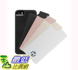[106美國直購] Anti Gravity Case iPhone SE/5S/5 (4吋) Hands Free Nano Suction Material Sticks to Flat Surf