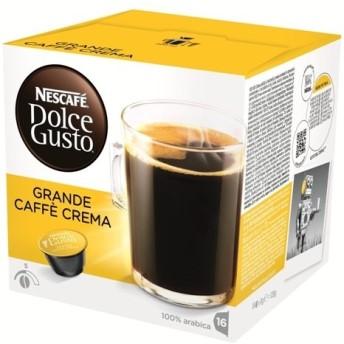 雀巢咖啡 NESCAFE Dolce Gusto 美式醇郁濃滑咖啡膠囊