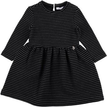 《セール開催中》L: L: by MISS GRANT ガールズ 3-8 歳 ワンピース&ドレス グレー 8 レーヨン 82% / ポリエステル 14% / ポリウレタン 4%