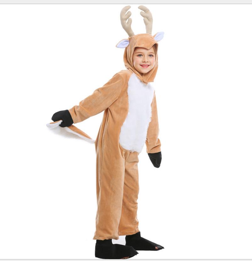東區派對-聖誕節服裝,動物裝扮,兒童變裝服-麋鹿服裝 /麋鹿裝