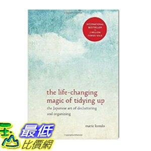 [106美國直購] 2017美國暢銷書 The Life-Changing Magic of Tidying Up:The Japanese Art of Decluttering and Organ