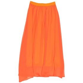《セール開催中》FRACOMINA MINI ガールズ 3-8 歳 スカート オレンジ 8 ポリエステル 100%