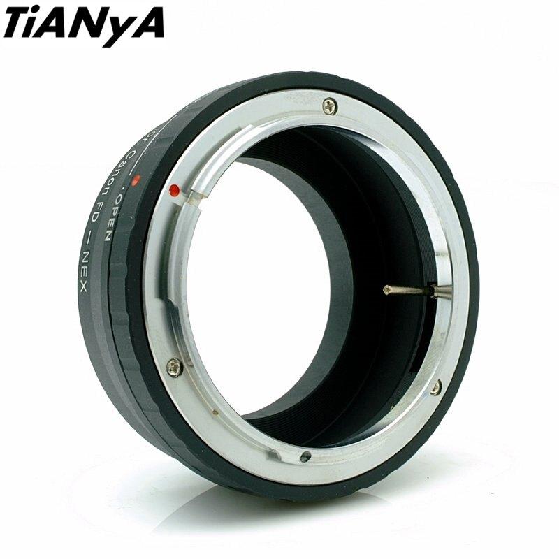 又敗家@Tianya天涯Canon可調光圈FD轉E鏡頭轉接環(佳能FD鏡頭接到SONY索尼E-Mount相機身)FD-NEX轉接環 FD轉NEX轉接環 FD-E轉接環 FD轉E轉接環50/1.4 85