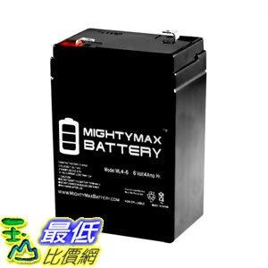 [7美國直購] Mighty Max Battery 6V 4.5AH SLA Battery Replacement for Carpenter Watchman 713527 brand prod