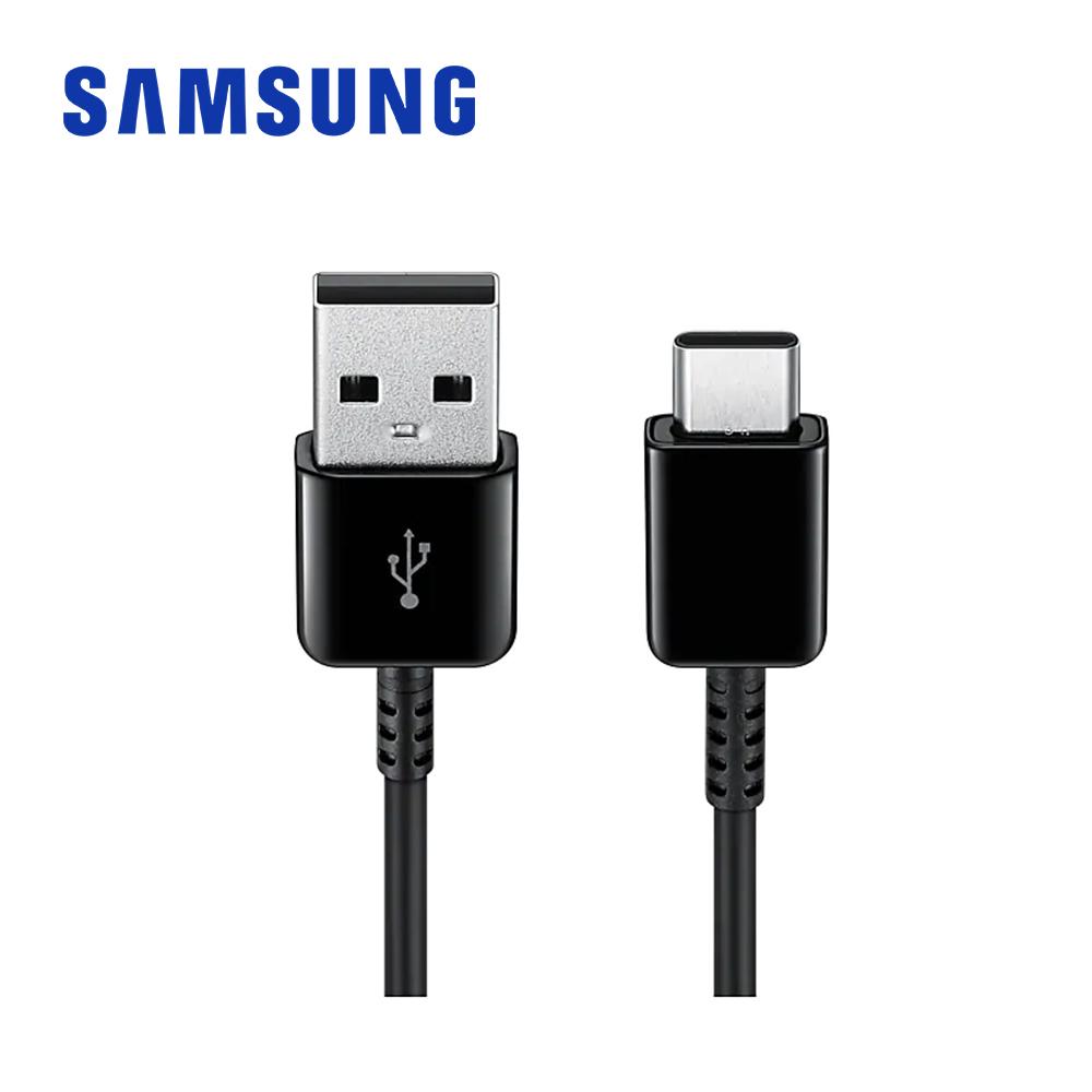 SAMSUNG  原廠 Type-C USB傳輸線 黑