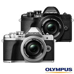 110.03.07登錄送好禮~Olympus E-M10 Mark III+14-42mm EZ /40-150mm R 雙鏡組(EM10,公司貨)