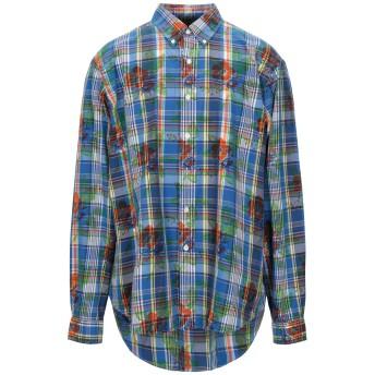 《セール開催中》POLO RALPH LAUREN メンズ シャツ ブルー S コットン 100%