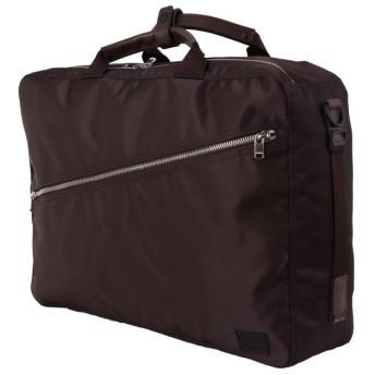カバンのセレクション 吉田カバン ポーター リフト ビジネスバッグ 3WAY ビジネスリュック メンズ B4 PORTER 822 07562 ユニセックス ブラウン 在庫 【Bag & Luggage SELECTION】