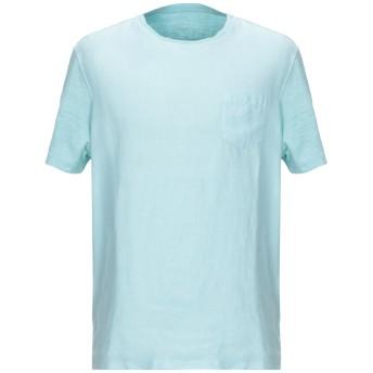 《セール開催中》120% メンズ T シャツ グリーン L リネン 100%