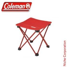 Coleman コールマン コンパクト トレッキングスツール ( レッド ) [ 2000023169 ] キャンプ用品 椅子 アウトドア チェア