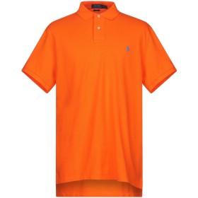 《セール開催中》POLO RALPH LAUREN メンズ ポロシャツ オレンジ XL コットン 100%