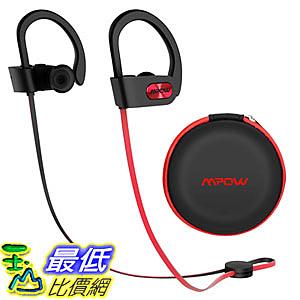 [8美國直購] 耳機 Mpow Flame Upgraded Bluetooth Headphones with Case, IPX7 Waterproof Earphones Sport W/Mic