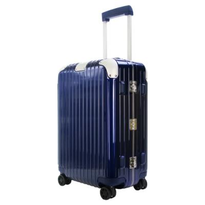 Rimowa HYBRID Cabin  21吋加厚登機箱(亮藍)