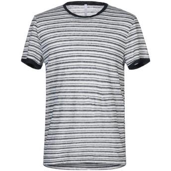 《セール開催中》BELLWOOD メンズ T シャツ ダークブルー 48 リネン 100%