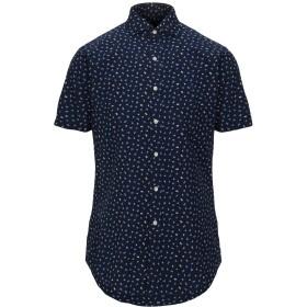 《セール開催中》POLO RALPH LAUREN メンズ シャツ ダークブルー S コットン 100%