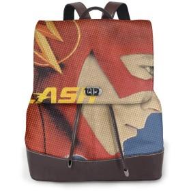 THE FLASH フラッシュ 19 リュックサック レディース 高級本革 レザー バック 女子 人気 通学 OL 通勤 旅行 防撥水 軽量 手提げバッグ