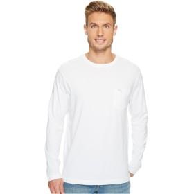 Tommy Bahama トップス シャツ New Bali Skyline Long Sleeve T-Shirt White メンズ [並行輸入品]
