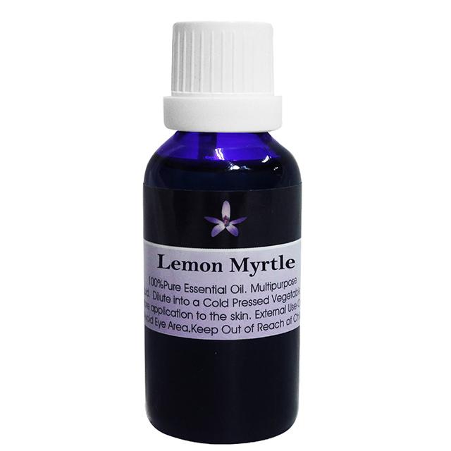 BODY TEMPLE 100%檸檬姚金孃(Lemon myrtle)芳療精油30ml