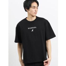 【on the day:トップス】【WEB限定販売】カンゴール/KANGOL 胸ロゴ刺繍半袖Tシャツ