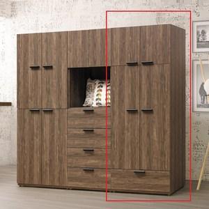 馬可2.5尺一抽衣櫥