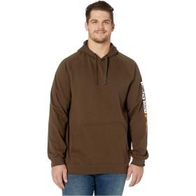 Timberland(ティンバーランド) アウター パーカー・スウェット Hood Honcho Sport Pullover - Tall Dark Brown メンズ [並行輸入品]