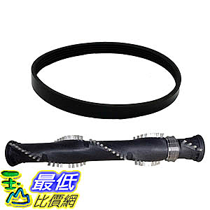 [106美國直購] Highly Durable BrushRoller & Belt for LG Kompressor LuV200R, LuV300B, LuV400T Vacuums AHR7