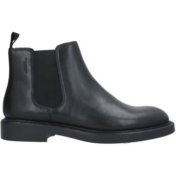 《セール開催中》VAGABOND SHOEMAKERS レディース ショートブーツ ブラック 36 革