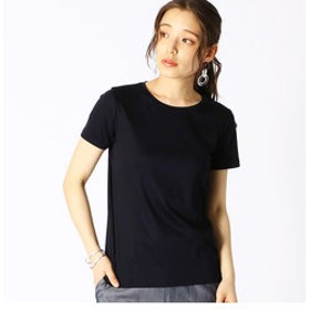 【COMME CA ISM:トップス】ベーシック 半袖 Tシャツ
