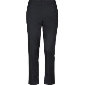 《セール開催中》I BLUES レディース パンツ ブラック 48 コットン 70% / ナイロン 25% / ポリウレタン 5%