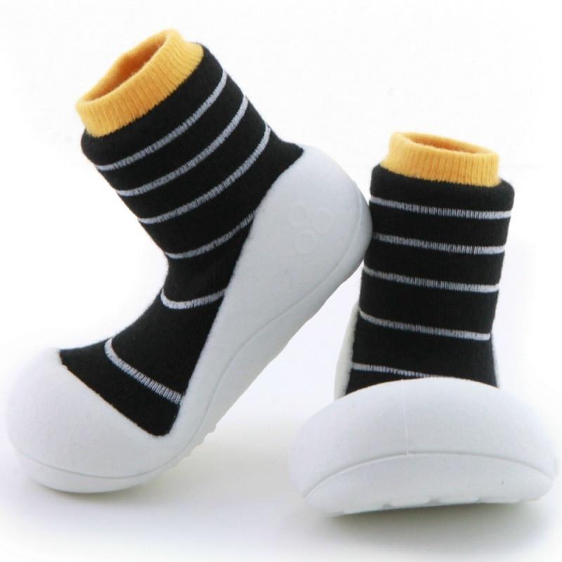 快樂學步鞋-香蕉牛奶- M