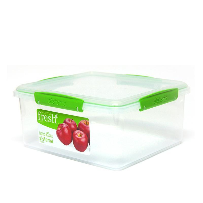 紐西蘭進口Fresh系列長型收納保鮮盒-5L-951850