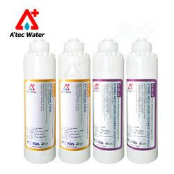 ATEC 第一道初過濾濾芯/抗菌PP(AF-TP-101)二入+第二道樹脂濾芯/食品級樹脂濾芯(AF-TR-101)二入