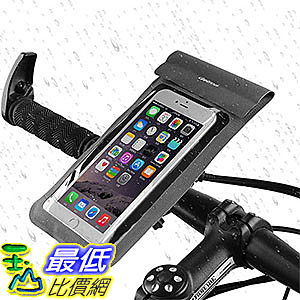 [106美國直購] 防水手機 車架 Waterproof Bike Mount Holder Getron GT-BSH01 Universal Bicycle Mobile Phone Waterp