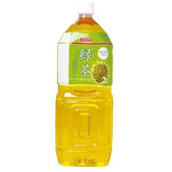 (まとめ)Kprice おいしい緑茶 1本(2L)〔×20セット〕