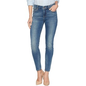 ラッキーブランド ボトムス デニムパンツ Ava Mid-Rise Super Skinny Jeans in Water Waterloo レディース [並行輸入品]