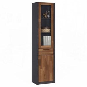 雷恩1.3尺雙色中抽書櫃