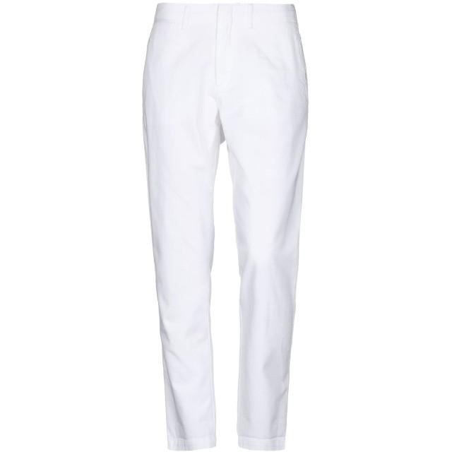 《セール開催中》POLO RALPH LAUREN レディース パンツ ホワイト 12 コットン 100%