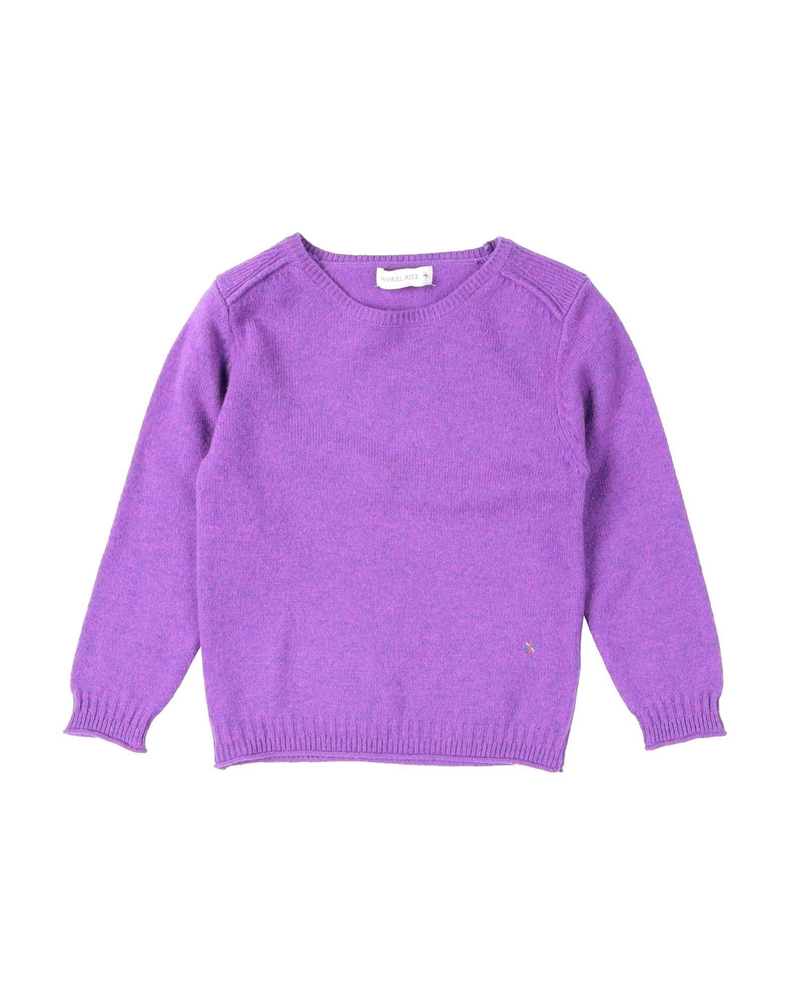 MANUEL RITZ Sweaters - Item 39953233