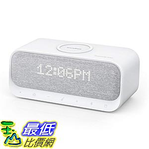 [8美國直購] 揚聲器 Soundcore Wakey Bluetooth Speakers Powered by Anker with Alarm Clock, Stereo Sound, FM R