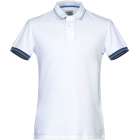 《セール開催中》HENRY COTTON'S メンズ ポロシャツ ホワイト XL コットン 100%