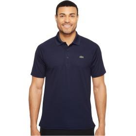 LACOSTE(ラコステ) トップス シャツ Sport Short Sleeve Ultra Dry Raglan Slee Navy Blue メンズ [並行輸入品]