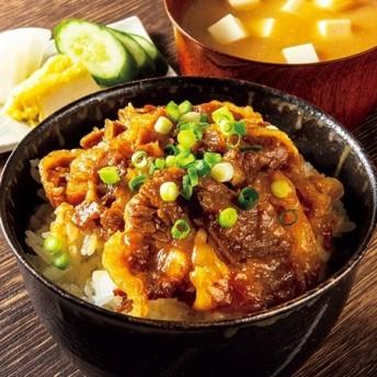 【おうちごはんにピッタリ】牛カルビ焼肉丼の具18食※対象商品は、3点でのご注文をお願い。