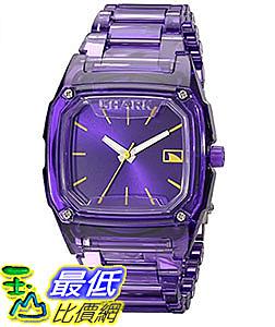 [106美國直購] Freestyle 手錶 Women s 101989 B00B78WSPE Shark Purple Polycarbonate Watch with Link Bracelet