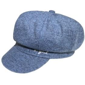八角帽の女性秋冬韓国版の和装カジュアルな百組のベレー帽英倫刺繍保温画家帽ハンチング