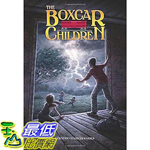 [106美國直購] 2017美國暢銷兒童書 The Boxcar Children (The Boxcar Children, No. 1) (The Boxcar Children Mysterie
