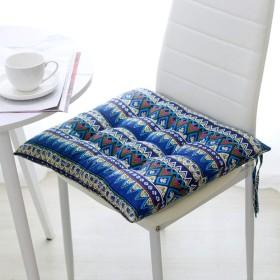 椅子のパッドとのつながり,スクエアチェアクッション ノンスリップ ダイニングルームキッチンオフィスチェア用シートクッション-y 40x40cm(16x16inch)